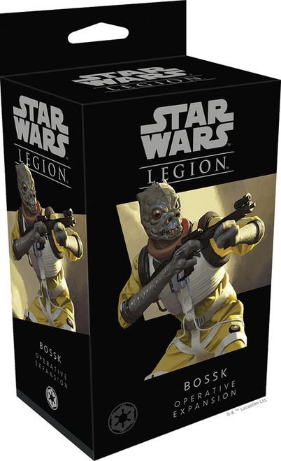Star Wars Legion: Bossk