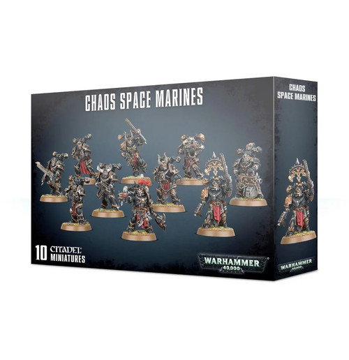 Warhammer 40K: Chaos Space Marines - Chaos Space Marines