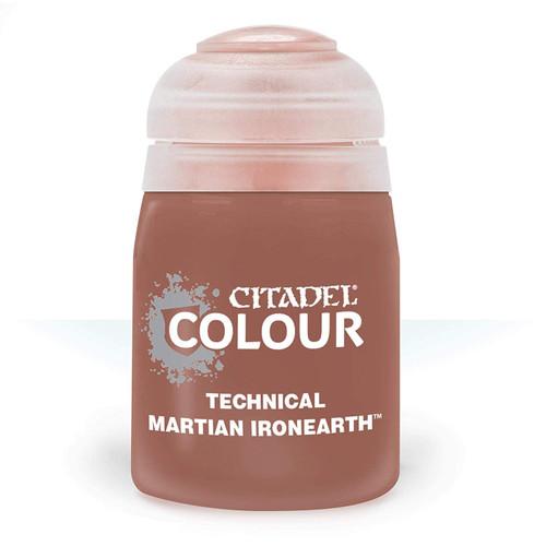 Paint: Citadel - Technical Technical: Martian Ironearth (24mL)