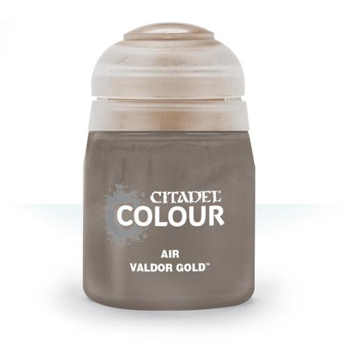Paint: Citadel - Air Air: Valdor Gold (24mL)