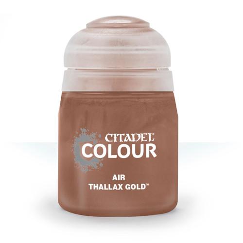 Paint: Citadel - Air Air: Thallax Gold (24mL)