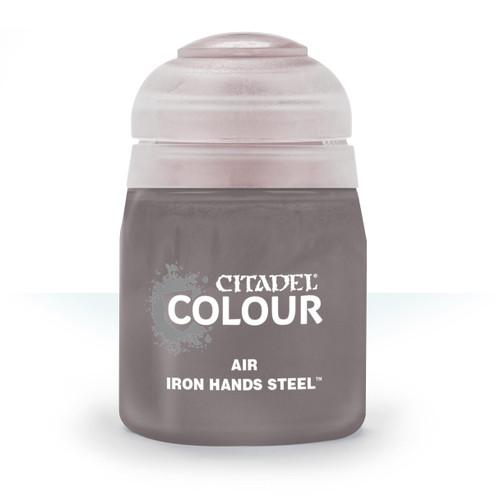 Paint: Citadel - Air Air: Iron Hands Steel (24mL)