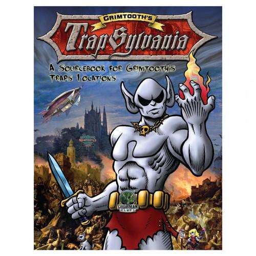 Dungeon Crawl Classics/GG: Grimtooth's Trapsylvania (HC)