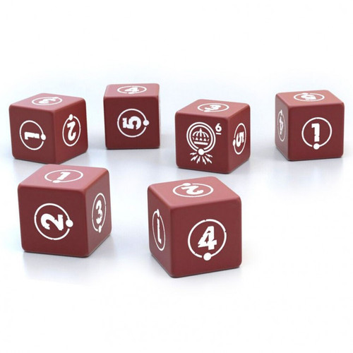 Dice and Gaming Accessories Game-Specific Dice Sets: Things from the Flood Dice Set