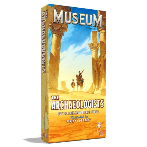 Museum: The Archeologists Exp.