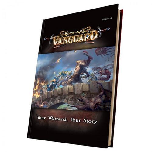 Kings of War: KoW: Vanguard: Rulebook