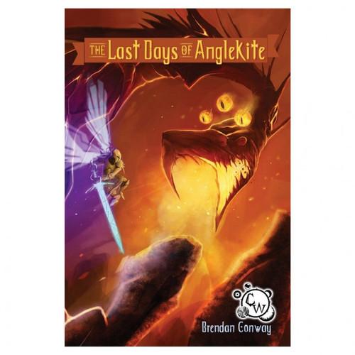 Miscellanous RPGs: The Last Days of Anglekite