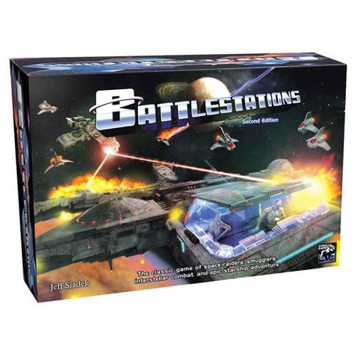 Battlestations 2nd Ed Box