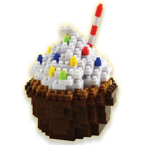 Puzzles: Puzzle 3D Pixel Cupcake