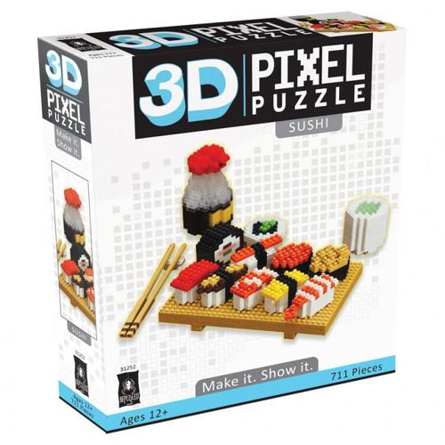 Puzzles: Puzzle 3D Pixel Sushi