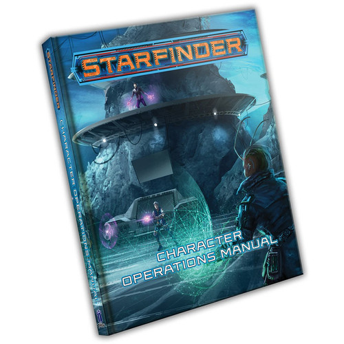 Starfinder: Starfinder RPG: Character Operations Manual Hardcover