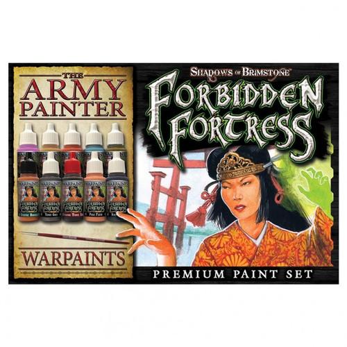 Paint: Army Painter - Paint Sets SoB: Forbidden Fortress Paint Set