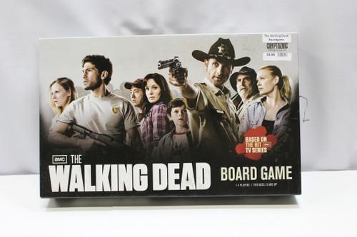 The Walking Dead Used Boardgame [U-B6S4 250411]