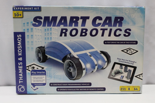 Thames & Kosmos Smart Car Robotics [U-B5S1 251144]