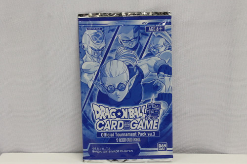 Dragon Ball Super Card Game Tournament Pack Volume 3 [U-B2S2 231523]