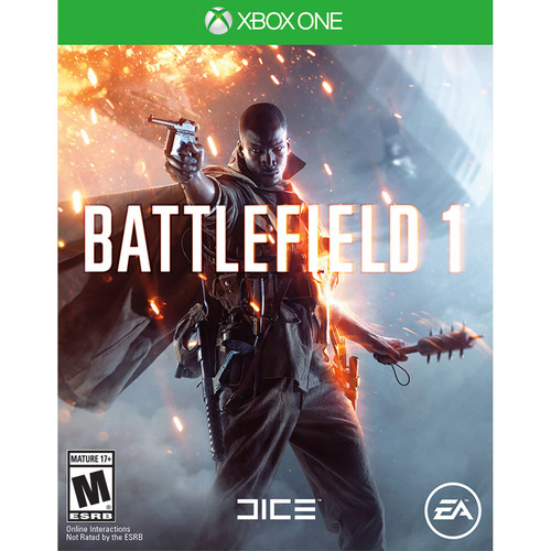 Xbox One: Video Game - Battlefield 1