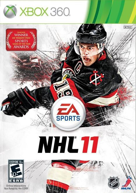Xbox 360: Video Game - NHL 11 [014633194876-L]