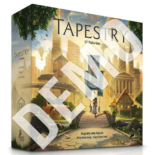 Board Games: Staff Recommendations - Tapestry
