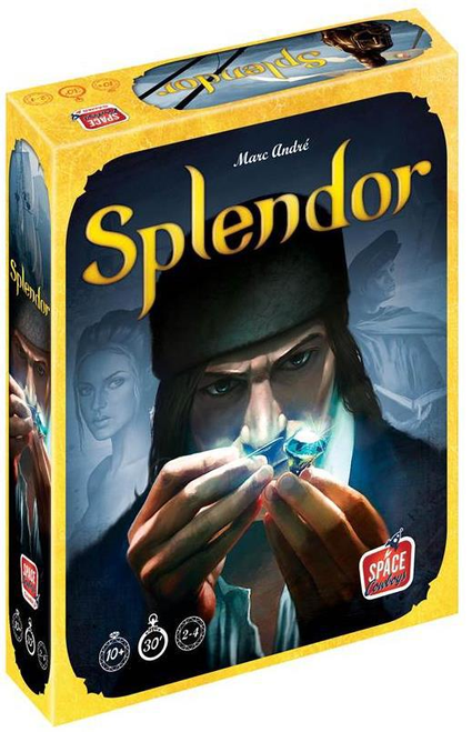Board Games: Staff Recommendations - Splendor