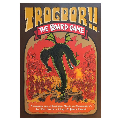 Board Games: Staff Recommendations - Trogdor!: The Board Game