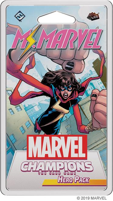 Card Games: Ms. Marvel Hero Pack