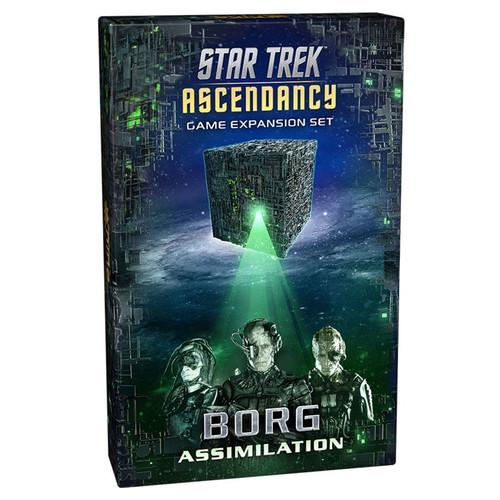 Star Trek Ascendancy: Borg Assimilation