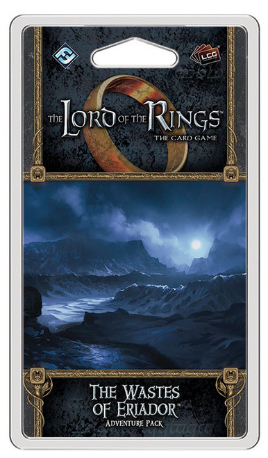 Card Games: Lord of the Rings - The Wastes of Eriador