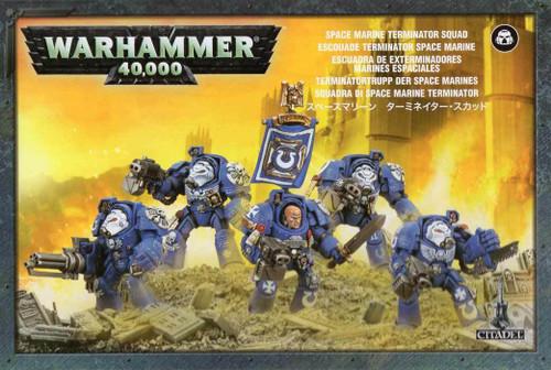 Warhammer 40K: Space Marines - Terminator Squad