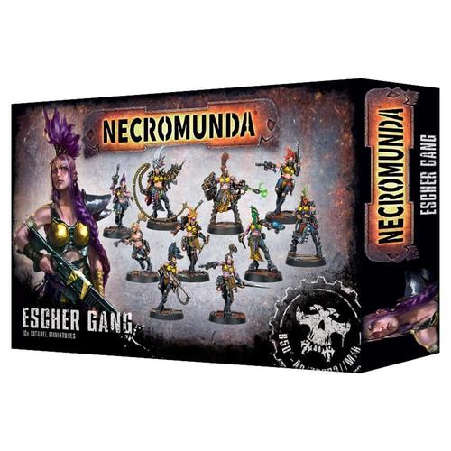 Warhammer 40K: Necromunda - Escher Gang