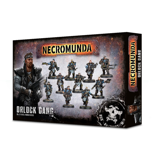 Warhammer 40K: Necromunda - Orlock Gang