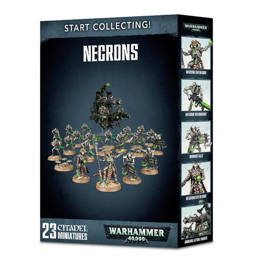 Warhammer 40K: Necrons - Start Collecting! Necrons