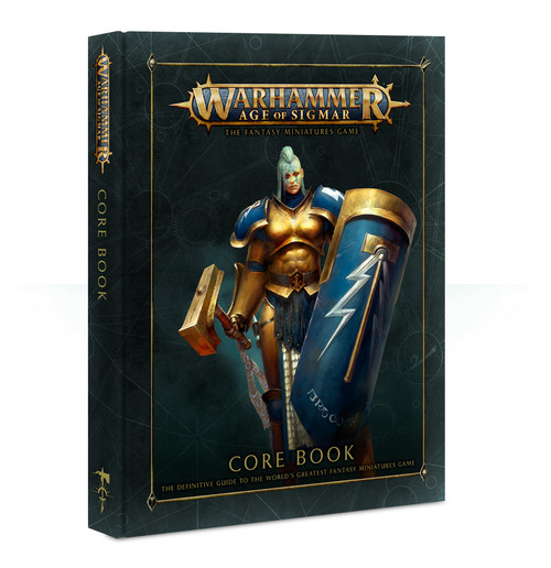 Warhammer: Age of Sigmar: Rulebooks & Publications - Age of Sigmar: Core Book