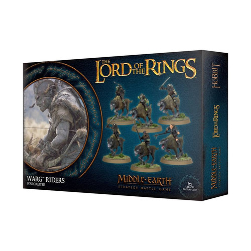 Middle Earth Strategy Battle Game: Warg Riders