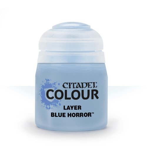 Paint: Citadel - Layer Layer: Blue Horror (12mL)