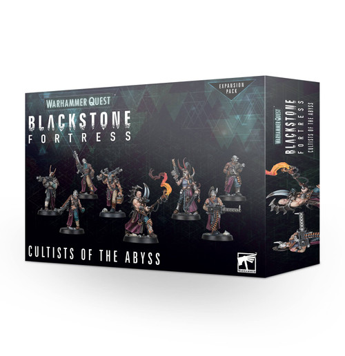 Warhammer 40K: Blackstone Fortress: Cultists Of The Abyss