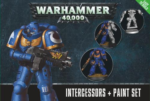Paint: Citadel - Paint Sets Assault Intercessors + Paint Set