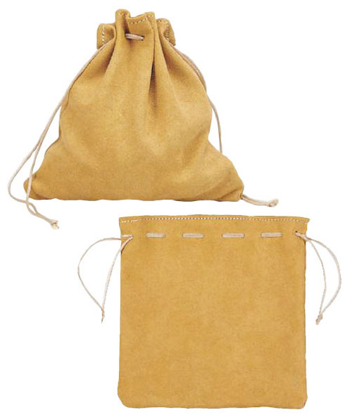 Dice and Gaming Accessories Dice Bags: Dice Bag: Leather Dice Bag