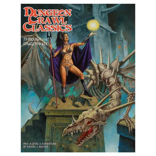Dungeon Crawl Classics/GG: Dungeon Crawl Classics: #92 Beyond the Dragonwall