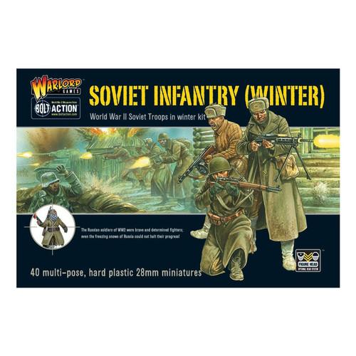 Bolt Action: Soviet Infantry (Winter)