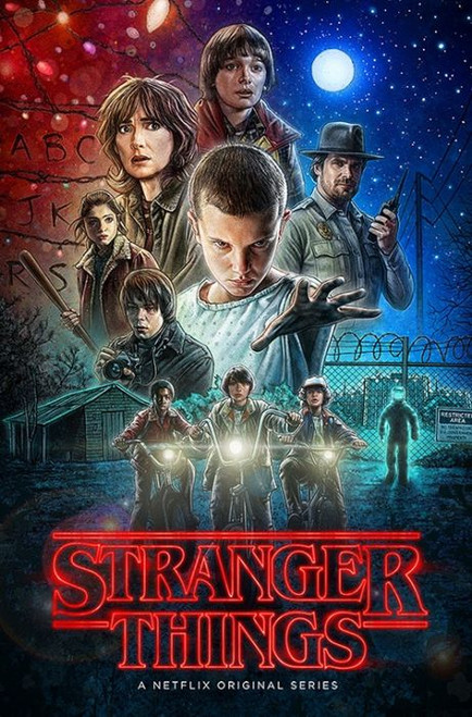 Posters: Stranger Things