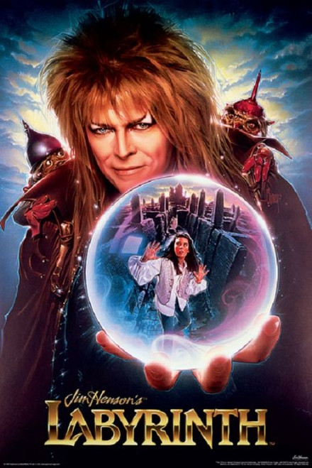Posters: Labyrinth - Movie Poster