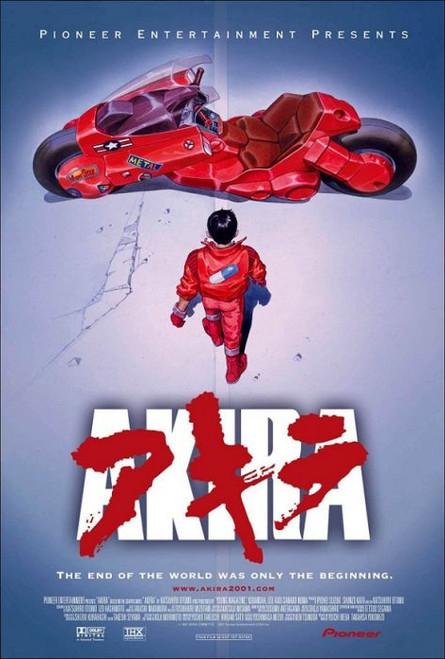 Posters: Akira - Motorcycle