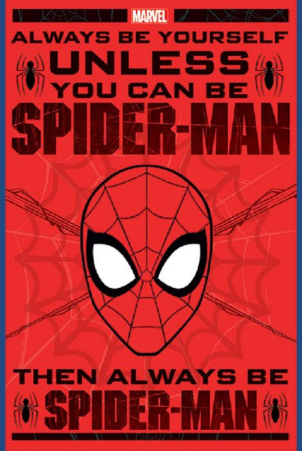 Posters: Spider-Man - Always Be Yourself