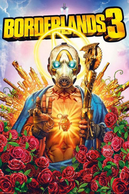 Posters: Borderlands 3 - Cover Art