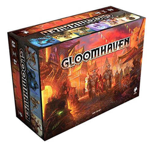 Board Games: Gloomhaven
