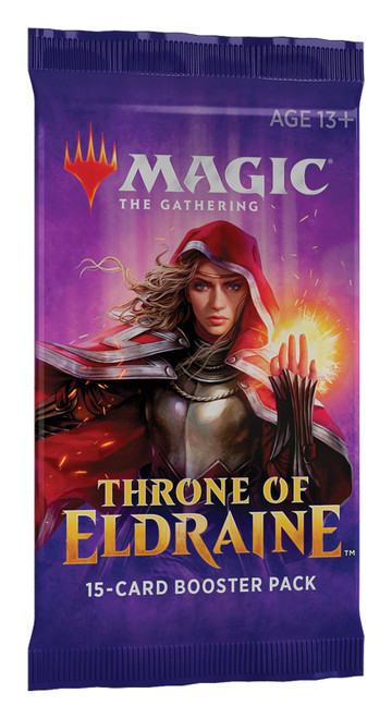 Magic The Gathering Sealed: Throne of Eldraine - Booster Pack