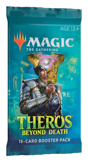 Magic The Gathering Sealed: Theros Beyond Death - THB Booster Pack