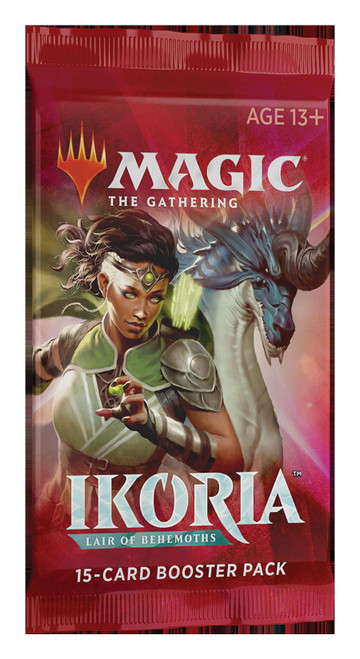 Magic The Gathering Sealed: Ikoria: Lair of Behemoths - IKO Booster Pack