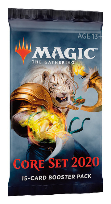 Magic The Gathering Sealed: Core Set 2020 - Booster Pack (Core Set 2020)