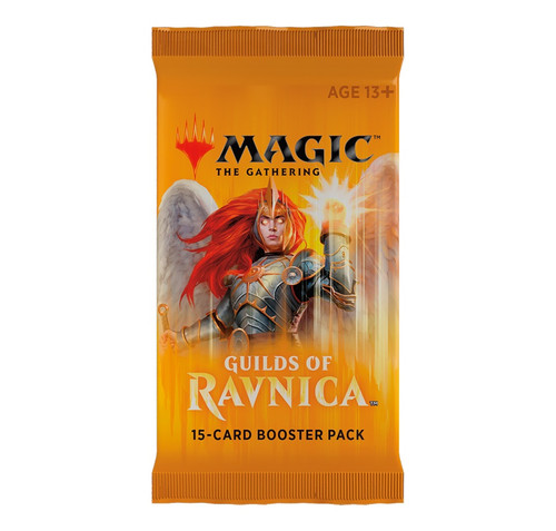 Magic The Gathering Sealed: Guilds of Ravnica - Booster Pack [WOC C45850000-S]